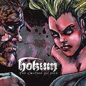 "HOKUM: ""The Creation Of Pain"" – Frontcover enthüllt und neuer Song online"