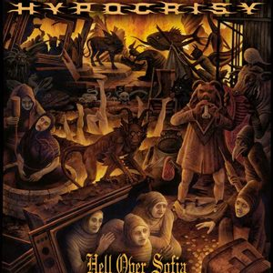 "HYPOCRISY: Live-DVD ""Hell Over Sofia"" kommt im Oktober"