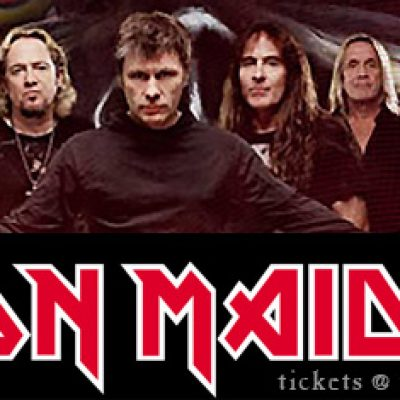 IRON MAIDEN: Final Frontier World Tour – Vorverkauf hat begonnen