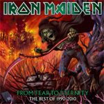 IRON MAIDEN: ´From Fear To Eternity´ – Best-of-Album im Mai
