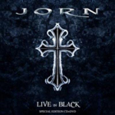 """JORN LANDE: Live-Album """"Live in Black"""""""