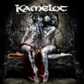 KAMELOT: Cover vom neuen Album ´Poetry For The Poisoned´