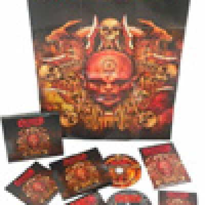 KREATOR: ´Hordes Of Chaos´ im limitierten Box-Set