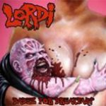 LORDI: Cover & Tracklist vom neuen Album ´Babez For Breakfest´