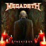 MEGADETH: weiterer Song von ´Th1rt3en´ online