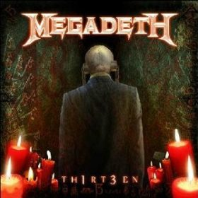 MEGADETH:  ´Th1rt3en´ online anhören
