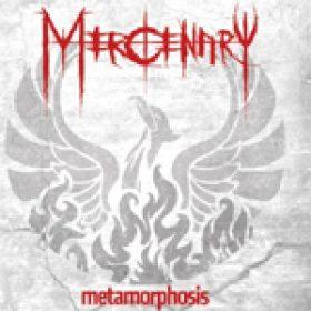 MERCENARY: Cover & Tracklist vom neuen Album ´Metamorphosis´