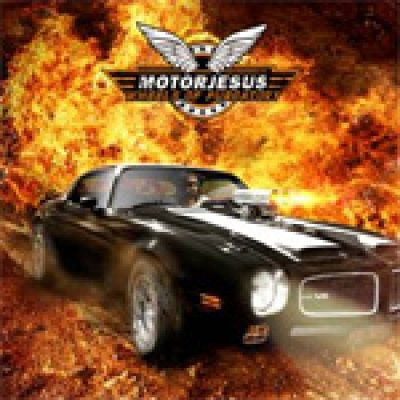 MOTORJESUS: Cover & Tracklist von ´Wheels Of Purgatory´