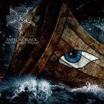 "NIGHTFALL: Cover und Tracklist von ""Astron Black And The Thirty Tyrants"""