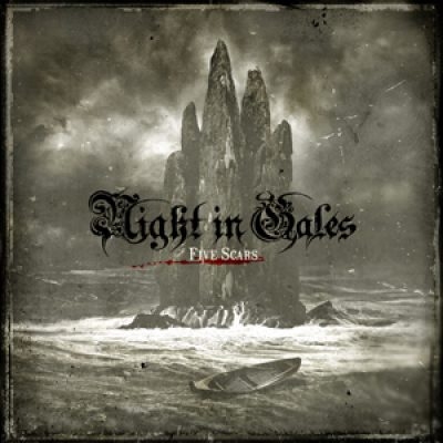 NIGHT IN GALES: Song vom neuen Album ´Five Scars´ online