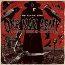ONE MAN ARMY AND THE UNDEAD QUARTET : Teaser zum neuen Album ´The Dark Epic´