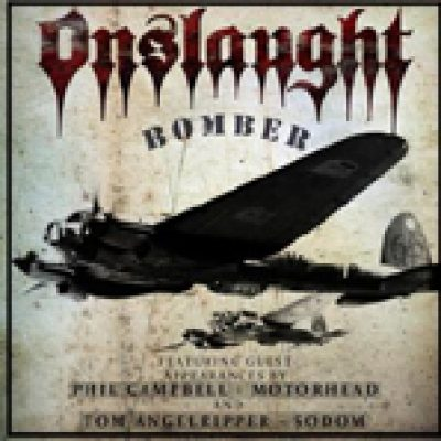 ONSLAUGHT: Benefiz-Single ´The Sound Of Violence/Bomber´