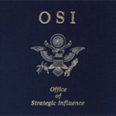 OSI: Re-Release von ´Office Of Strategic Influence´