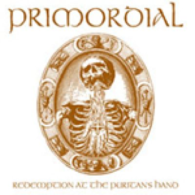 PRIMORDIAL: Cover & Songtitel des neuen Albums ´Redemption At The Puritan´s Hand´ & Release-Konzerte