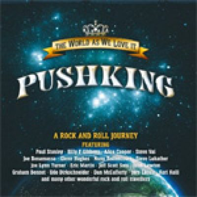 PUSHKING: ´The World As We Love It´ – neues Album