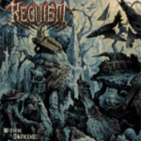 REQUIEM: Cover & Tracklist von ´ Within Darkened Disorder´