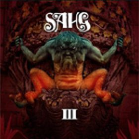 SAHG: Ausschnitte vom neuen Album `III´ online
