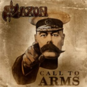 SAXON: ´Call To Arms´ – neues Song online & Tour im Mai