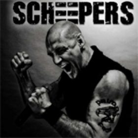 SCHEEPERS: Cover & Tracklist des Soloalbums