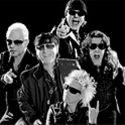 SCORPIONS: MTV-Unplugged-Konzerte in Athen
