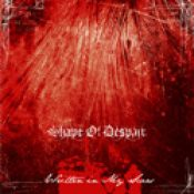 SHAPE OF DESPAIR: neue EP ´Written In My Scars´