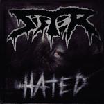 SISTER: Cover und Tracklist von ´Hated´