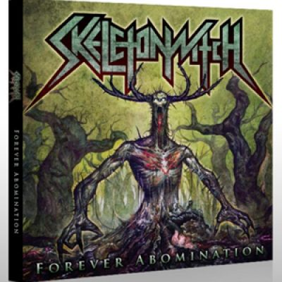SKELETONWITCH: Making-of zu  ´Forever Abomination´