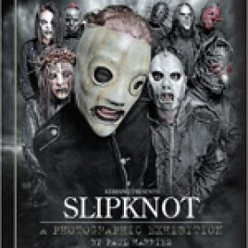 SLIPKNOT: Fotoausstellung in London & online