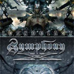 SYMPHONY X: Tracklist & Cover von ´Iconoclast´