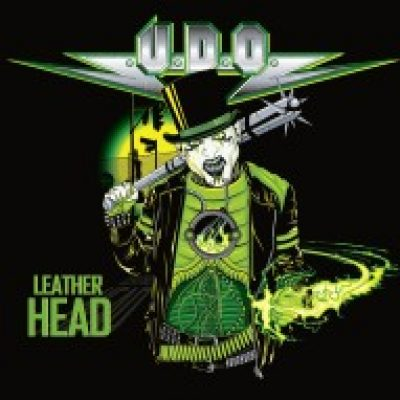 U.D.O.: Video zu ´Leatherhead´, Cover & Tracklist von ´Rev-Raptor´