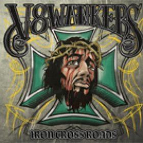 V8 WANKERS: neues Album ´Iron Crossroads´ & Tour