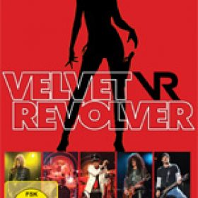 VELVET REVOLVER: ´Live In Houston 2005´ – DVD im November
