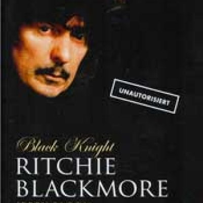 BLACK KNIGHT- Ritchie Blackmore [Buch]