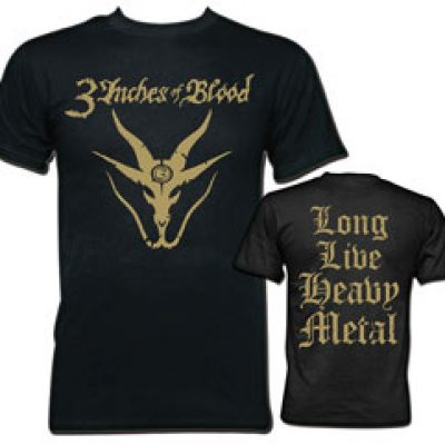 3 INCHES OF BLOOD: vampster verlost Shirts