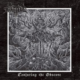 "ABYTHIC: erster Track vom neuen Death Metal Album ""Conjuring the Obscure"""