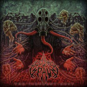 "ACCURSED SPAWN: Titeltrack vom ""The Virulent Host"" Album als Video"