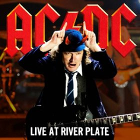 AC/DC: Livealbum ´Live At The River Plate´