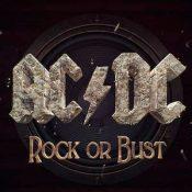 """AC/DC: """"Rock Or Bust"""" online anhören & neues Video"""