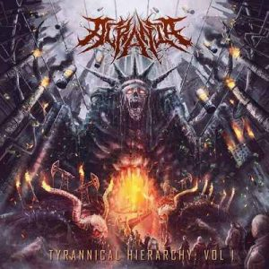 "ACRANIA: Lyric-Video von der ""Tyrannical Hierarchy: Vol 1"" EP"