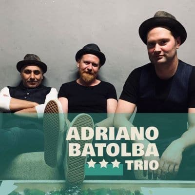 "ADRIANO BATOLBA TRIO: neues Album ""How Much Does It Cost, If It's Free?"""