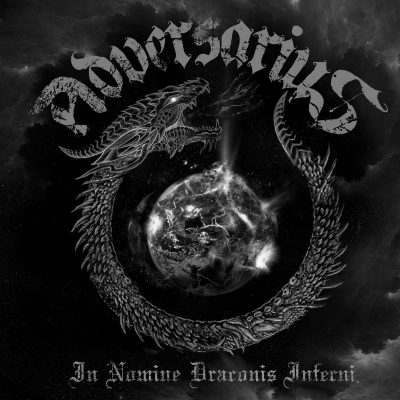 "ADVERSARIUS: neues Black Metal Album ""In Nomine Draconis Inferni"" aus den Niederlanden"