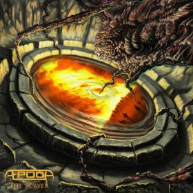 "ÆPOCH: neue Progressive Death Metal EP ""The Scryer"""