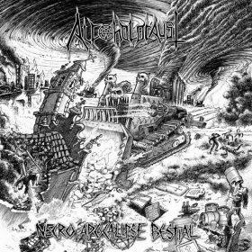 "ALCOHOLOCAUST: weiterer Track vom ""Necro Apocalipse Bestial"" Album"