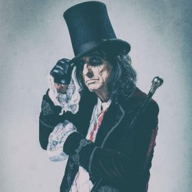 "ALICE COOPER: neue Single ""Don´t Give Up"""
