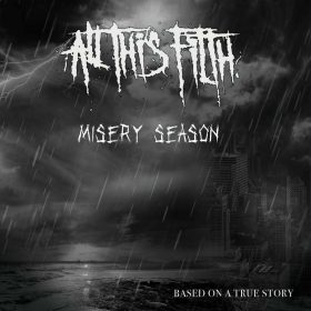 "ALL THIS FILTH: Video-Clip vom Aussie Industrial Album ""Misery Season"""