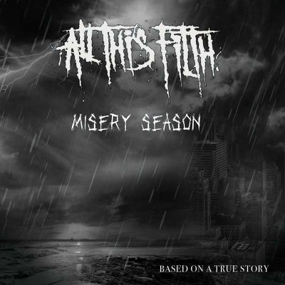"ALL THIS FILTH: Lyric-Video vom Aussie Industrial Album ""Misery Season"""