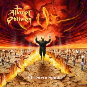 "ALTAR OF OBLIVION: Neues Album ""The Seven Spirits"""