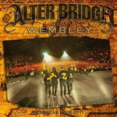 ALTER BRIDGE: Live At Wembley – European Tour 2011 [BLU-RAY+CD]