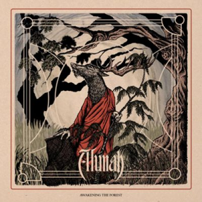"ALUNA: neues Album  ""Awakening The Forest""."