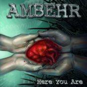"AMBHER: Neues Album ""Here You Are"""